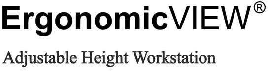 Durable Adjustable Height Workstation logo