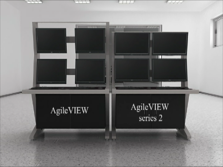 AgileVIEW Series 1 vs AgileVIEW Series 2