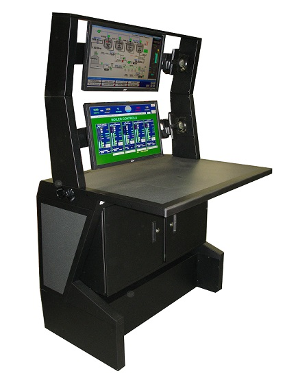 AgileVIEW Series 2 DCS Control Console