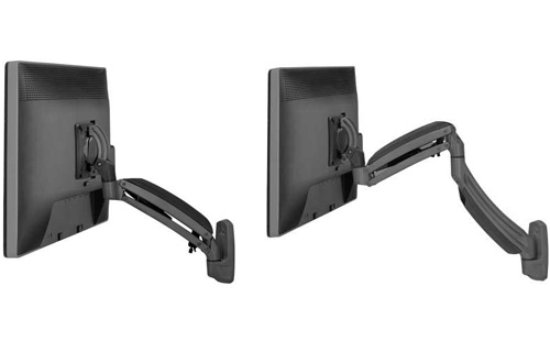 Single or Dual Extension Monitor Mounts