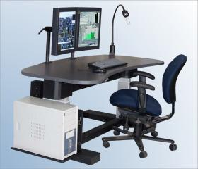 Control Room Console Height Solutions for Control Room Design